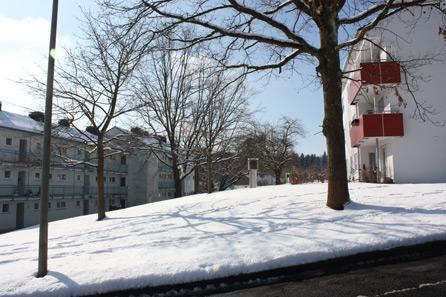 Wohnen im Wenscht - großzüge Freiräume lockern die Bebauung auf - einfach wohlfühlen